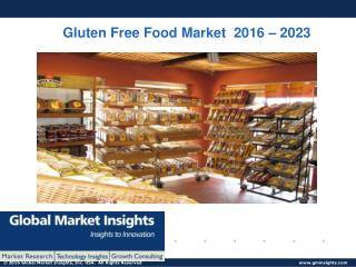 PPT-Gluten Free Food Market: Global Market Insights, Inc.
