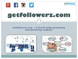 Social media promotion company makes your business promotion easy