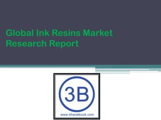 Global Ink Resins Market Research Report