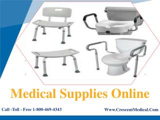 Medical Supplies Online Purchase