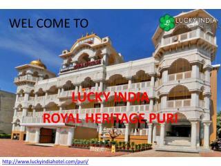 Lucky India Hotel Puri