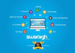 Swaragh Website Designers Bangalore Portfolio
