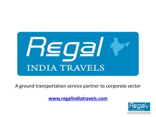 Regal India Travels - A New Face in the Indian Travel Industry
