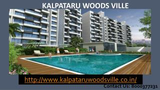 Kalpataru Woods Ville by Kalpataru Group in Powai Mumbai