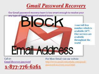 365*24*7 Gmail Recovery password? @ 1-877-776-6261 forgot Gmail password