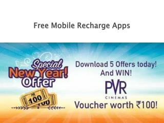 A smarter way to earn mobile recharge