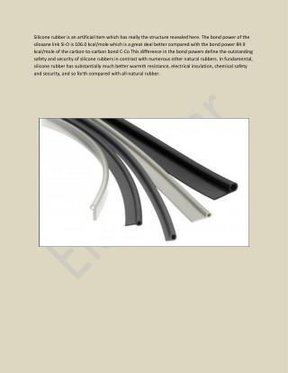 Benefits of Silicone Rubber Sheets & Cord
