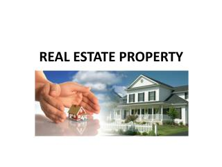 real estate projects