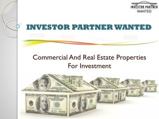 Risk free investment properties in Usa and Chicago