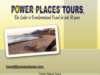 Power Places Tours