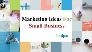 Marketing Ideas For Small Business - St. Louis