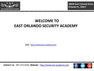 Security License Florida