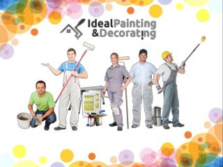 Painting and Decorating Services in Langley