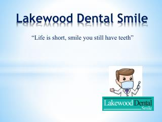 Dental care in Dearborn, Michigan - Lakewood dental smile