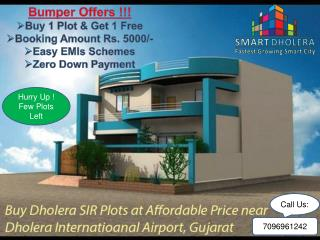 Buy 3BHK Residential Plot in Dholera