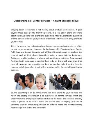 UK Call Centers