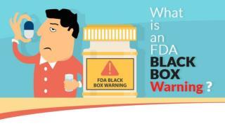 Sharp- What is an FDA black box warning?