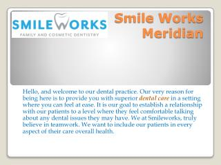 How to Hire Best Dentist in Meridian Idaho