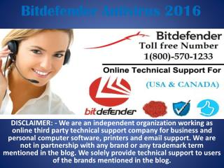 Cont. 1(800)-570-1233 Bitdefender technical support phone number USA/CANADA Helpline toll free number