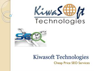 Cheap Price SEO Services in India
