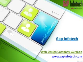 Professional and Affordable Web Design Company Gurgaon