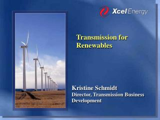 Transmission for Renewables