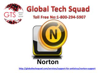 Norton Safe Installation : 1-800-294-5907