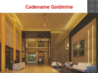 Codename Goldmine Luxurious Apartments in Kalyan West, Mumbai