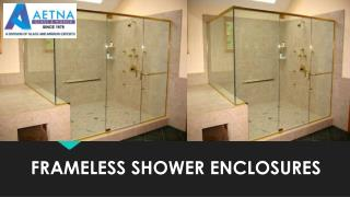 Frameless Shower Doors Mississauga