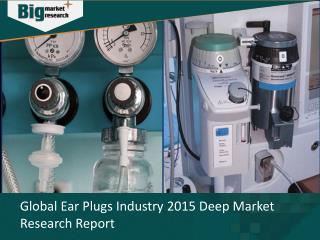 Global Ear Plugs Industry Opportunities & Trends