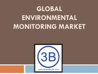 Global Environmental Monitoring Market