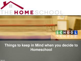 Best homeschool program in orange county