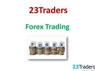 Learn Forex Trading from 23Traders