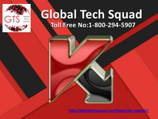 Best Technician Support for the Kaspersky Antivirus  1-800-294-5907