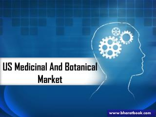 US Medicinal And Botanical Market