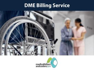 DME Billing Services