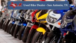 Used Bike Dealer - San Antonio, TX