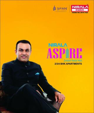 Nirala Aspire in Sector 12 - Noida