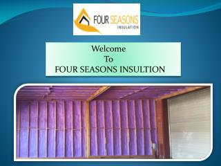 Get Premium Quality Insulation Service in Toronto