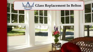 Glass Replacement In Belton