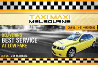 Advantages Of Choosing The Best Mebourne Taxi
