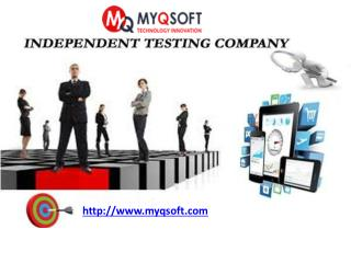 Independent Testing Services Company