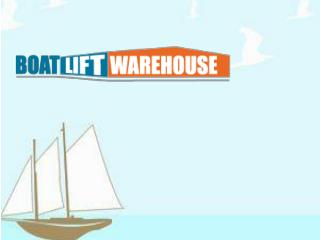Get Great Deals when Purchasing an Electric Boat Lifts