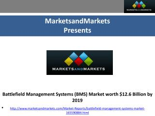 Future trends of Battlefield Management Systems (BMS) Market