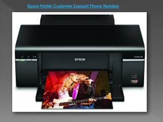 Epson Printer Customer Helpline Number | Epson Printer Tech Support NUmber
