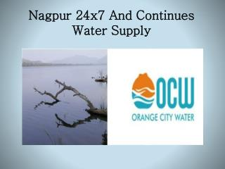 Nagpur 24x7 And Continues Water Supply