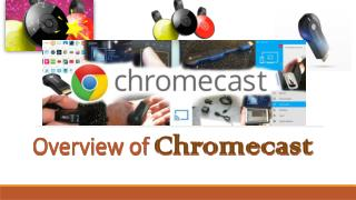 Google Chromecast Download Call  1-855-293-0942 Overview of Chromecast