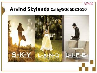 Arvind Skylands Offers 2,3 BHk Flats