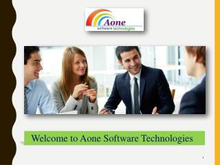 aone software technologies