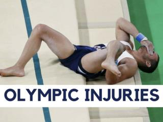 Olympic injuries